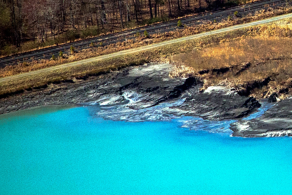 2014 Duke Energy coal ash spill