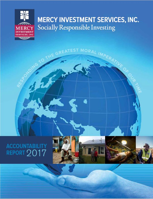 cover of accountability report
